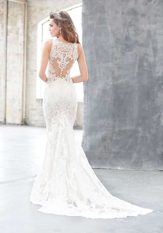 Madison James MJ316 Sheath Wedding Dress