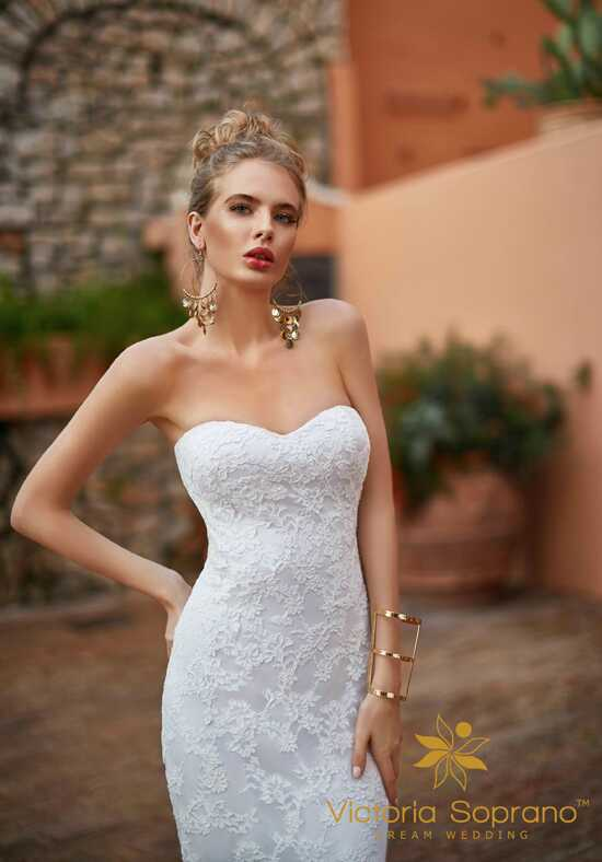 Capri Barbara Mermaid Wedding Dress