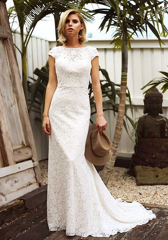 Mia Solano ML6917 A-Line Wedding Dress