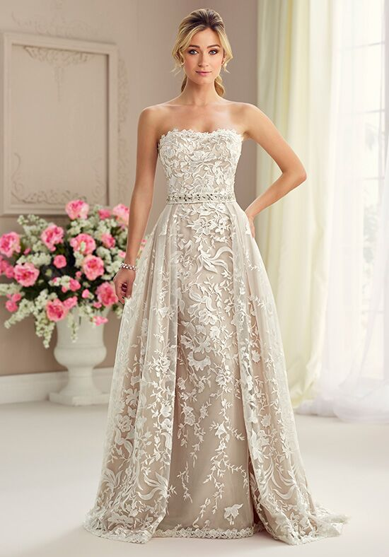 Enchanting by Mon Cheri 217125 A-Line Wedding Dress