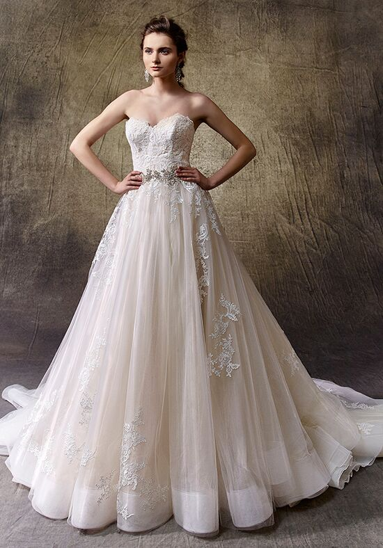 Enzoani Lala A Line Wedding Dress