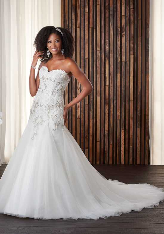Bonny Bridal 713 Mermaid Wedding Dress