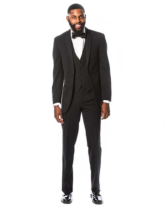 Menguin The Milan Black Tuxedo