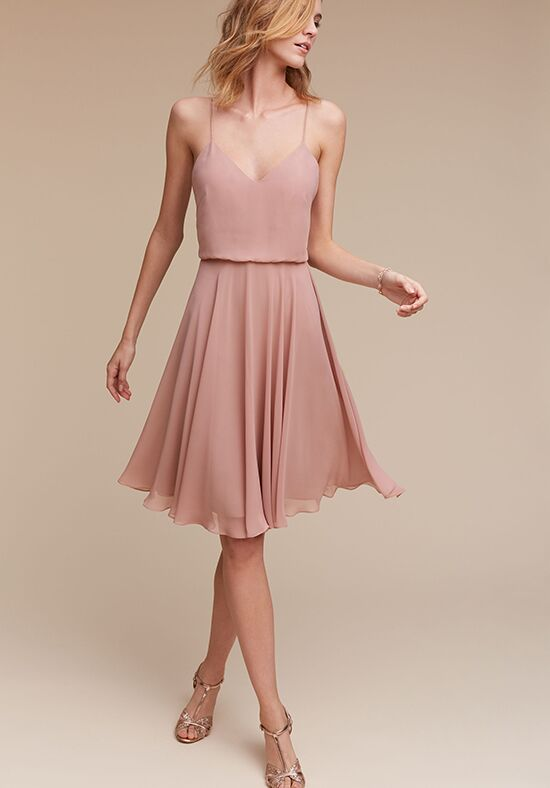 BHLDN (Bridesmaids) Sienna V-Neck Bridesmaid Dress