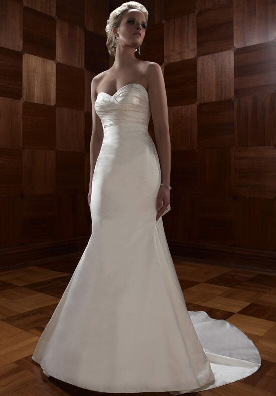Amaré Couture by Crystal Richard B035 Mermaid Wedding Dress