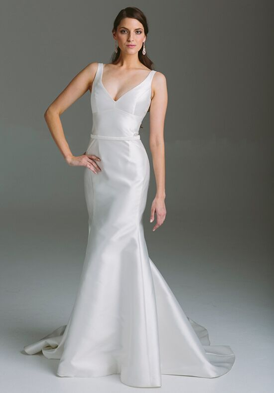 KAREN WILLIS HOLMES Leonie & Alexia Mermaid Wedding Dress