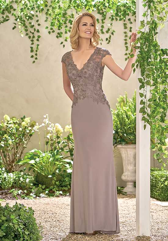 Jade J195015 Brown Mother Of The Bride Dress