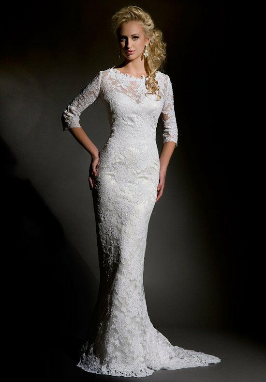 Eugenia 3808 Mermaid, Sheath Wedding Dress
