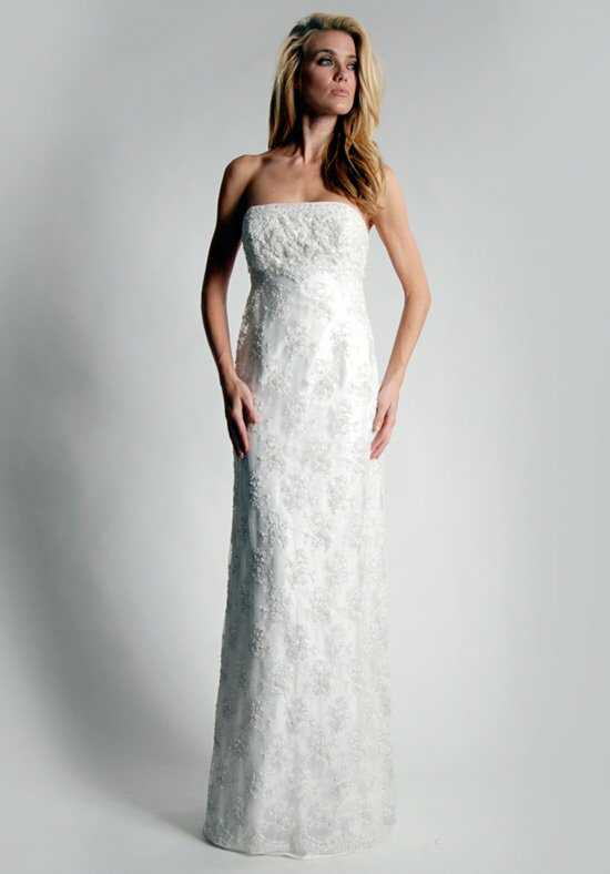Elizabeth St. John Ariadne Sheath Wedding Dress