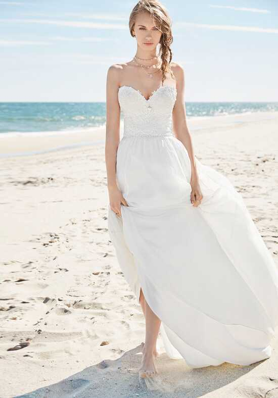 Ti Adora By Alvina Valenta 7657 A-Line Wedding Dress
