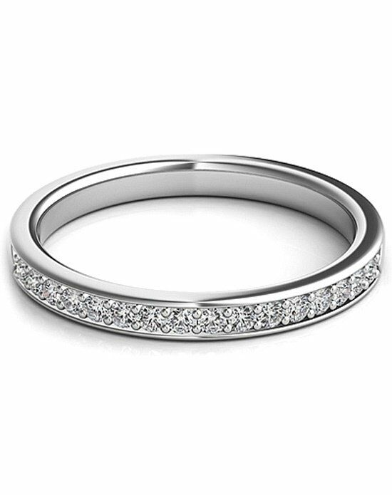 Since1910 Sntwb94a White Gold Wedding Ring