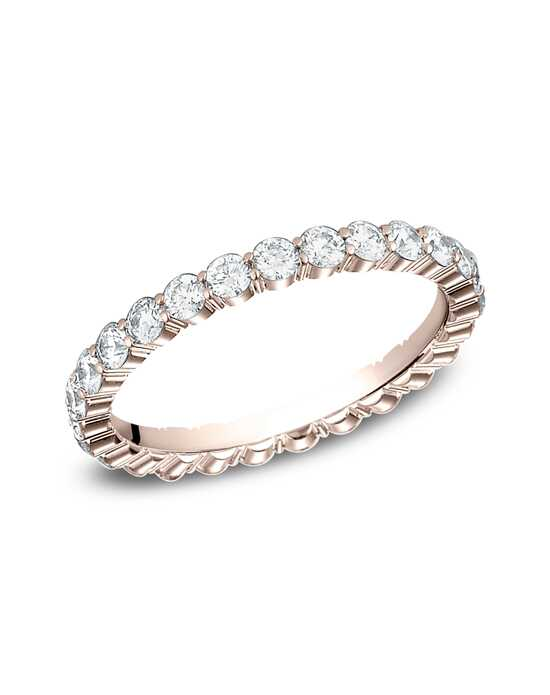 Benchmark 5525723R Rose Gold Wedding Ring