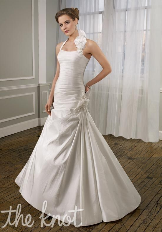 Morilee by Madeline Gardner/Voyage 6711 A-Line Wedding Dress