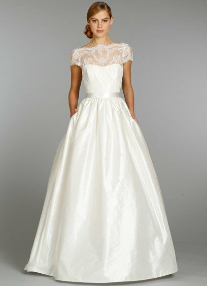 Tara Keely by Lazaro 2357 Ball Gown Wedding Dress