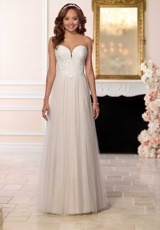 Stella York 6640 Sheath Wedding Dress