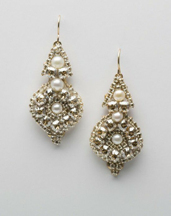 MEG Jewelry Patli earrings Wedding Earring photo