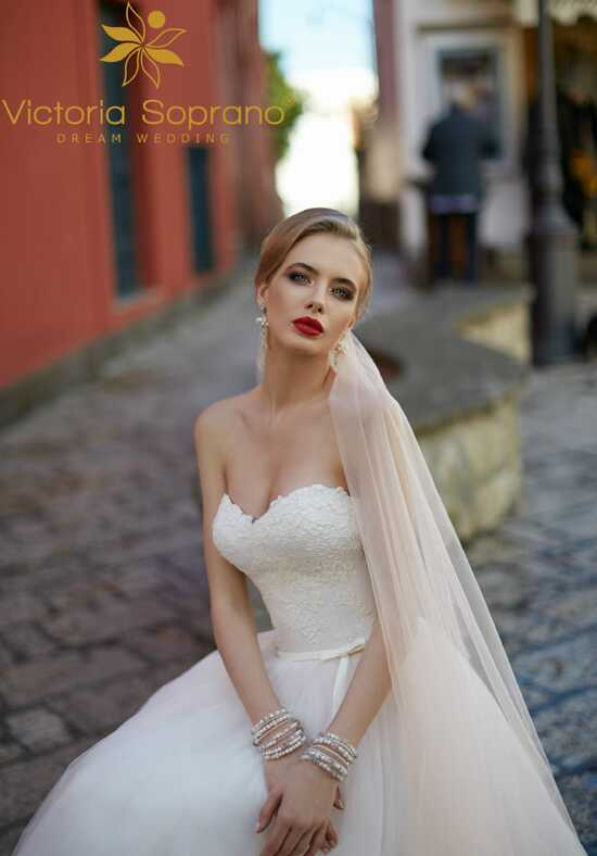 Capri Valeria A-Line Wedding Dress
