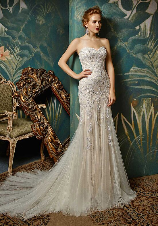 Blue by Enzoani Julissa A-Line Wedding Dress