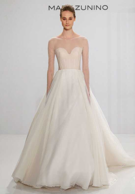 Mark Zunino for Kleinfeld 185 Mermaid Wedding Dress