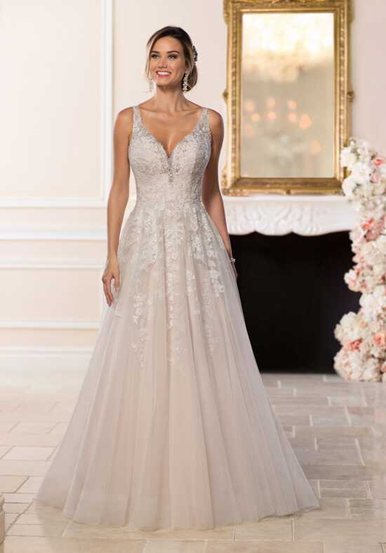 Stella York 6436 A-Line Wedding Dress