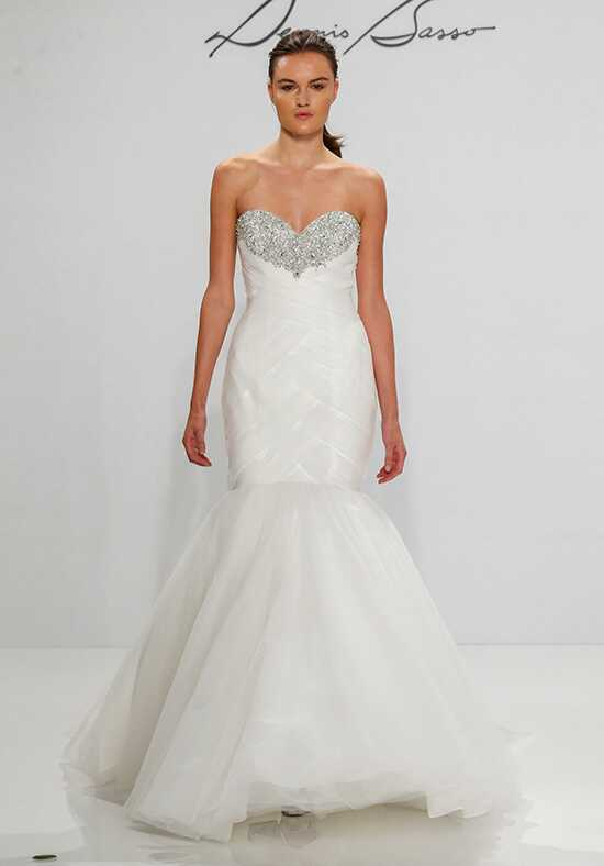 Dennis Basso for Kleinfeld 14105N Mermaid Wedding Dress