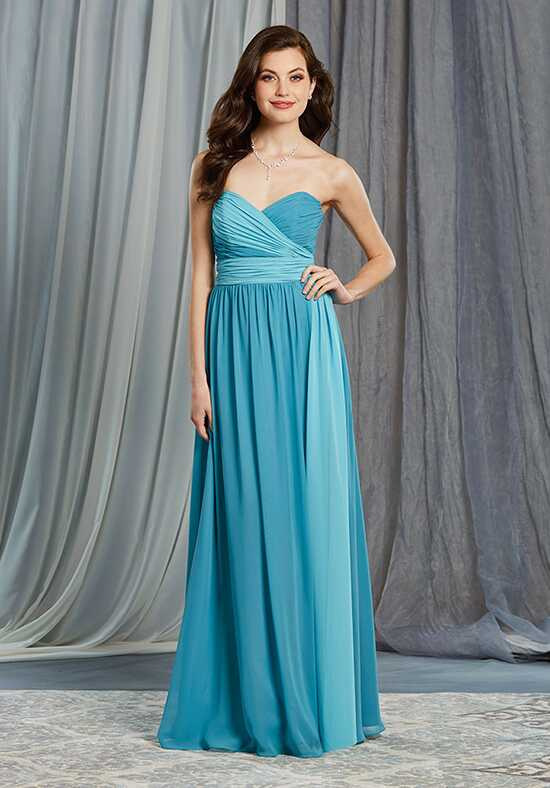Alfred Angelo Signature Bridesmaids Collection 7376L Sweetheart Bridesmaid Dress