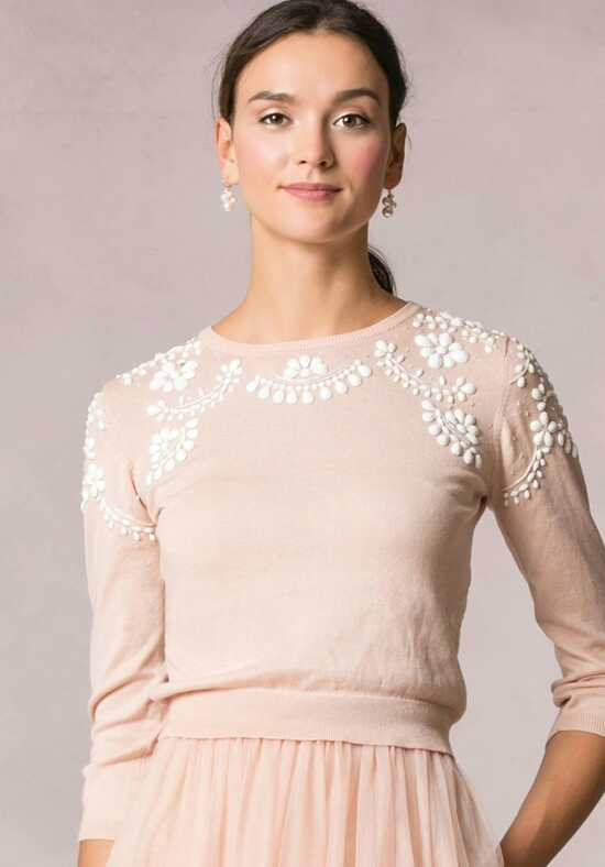 Jenny Yoo Collection (Maids) Millie Sweater Bridesmaid Dress photo