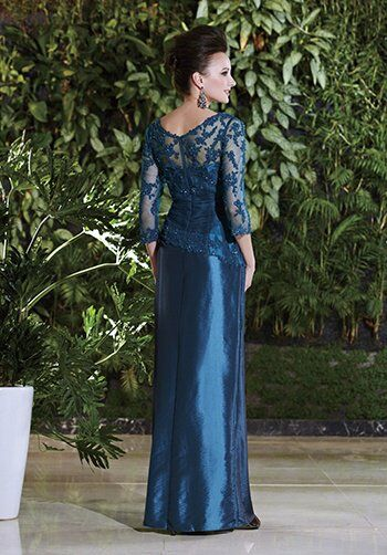 Jade Couture K168005 Green Mother Of The Bride Dress