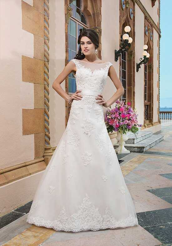 Sincerity Bridal 3822 A-Line Wedding Dress