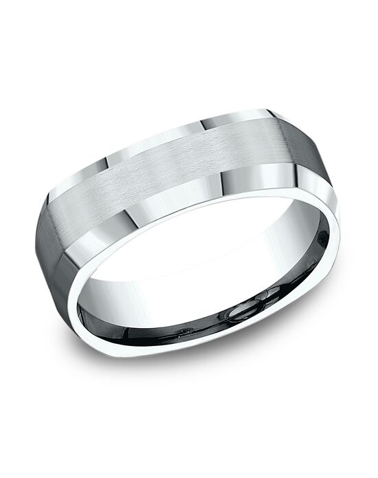 Benchmark CF87600W White Gold Wedding Ring