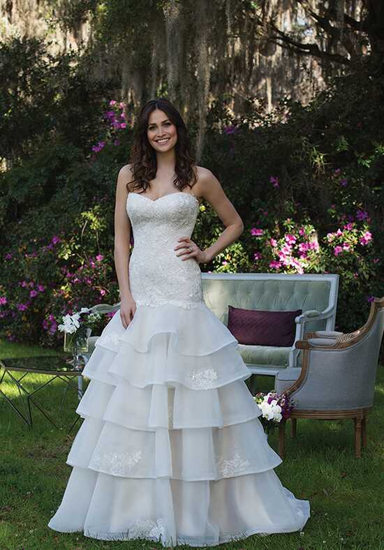 Sincerity Bridal 3966 Ball Gown Wedding Dress