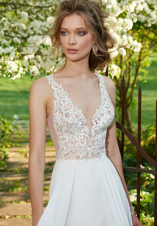 Tara Keely by Lazaro 2557 A-Line Wedding Dress