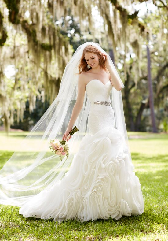 Martina Liana 777 Mermaid Wedding Dress