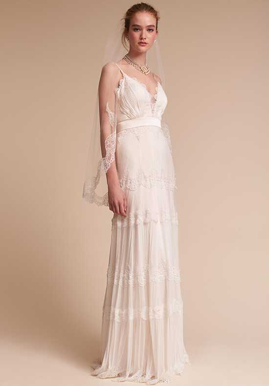 BHLDN Jayme Sheath Wedding Dress