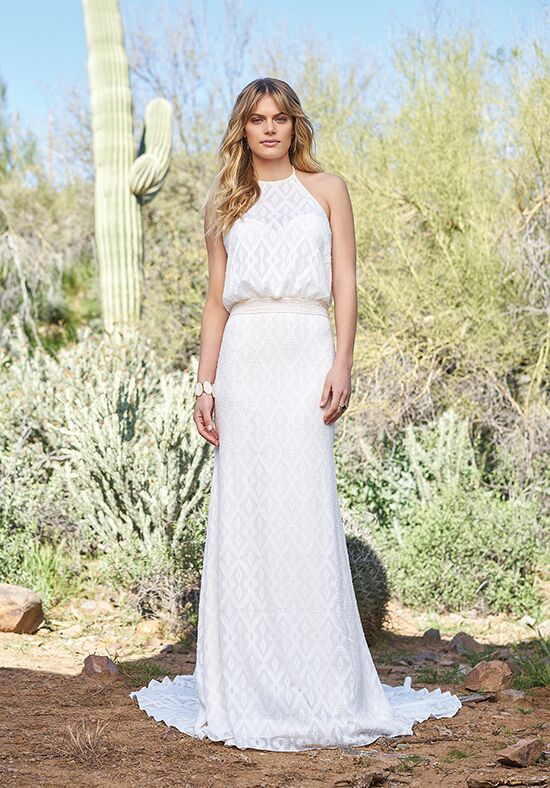 Lillian West 6522 Mermaid Wedding Dress