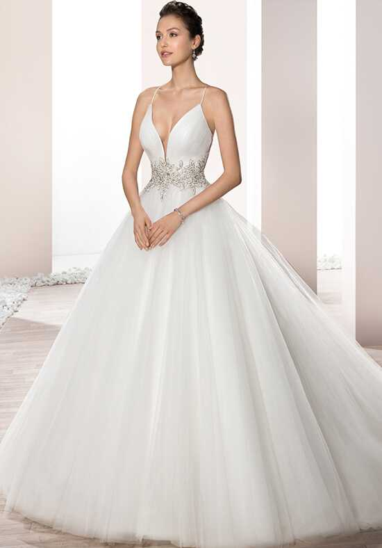 Demetrios 725 Ball Gown Wedding Dress