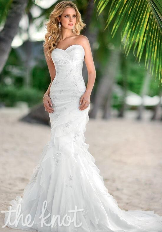Ella Bridals 5468 Mermaid Wedding Dress