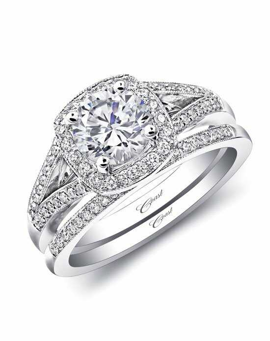 coast diamond - Wedding Engagement Rings