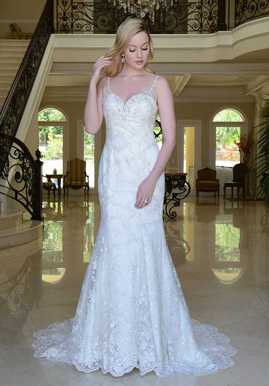 Venus Bridal VE8764 Mermaid Wedding Dress