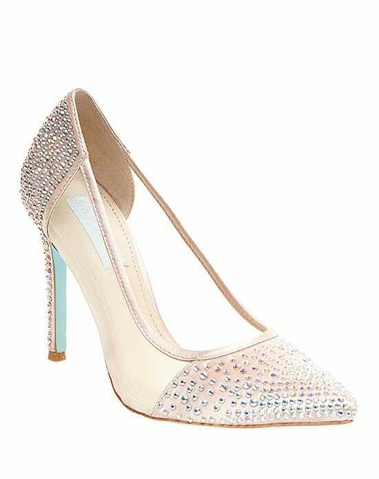Blue by Betsey Johnson SB-ELISE - CHAMPAGNE Ivory Shoe