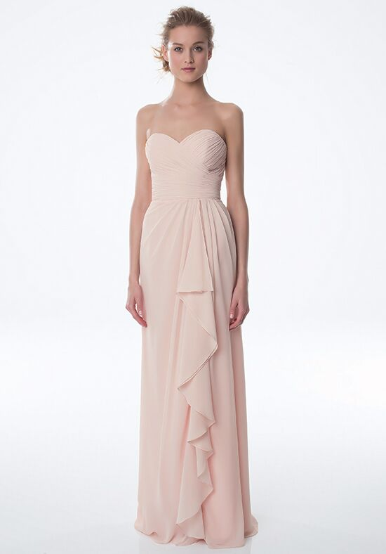 Bill Levkoff 987 Sweetheart Bridesmaid Dress