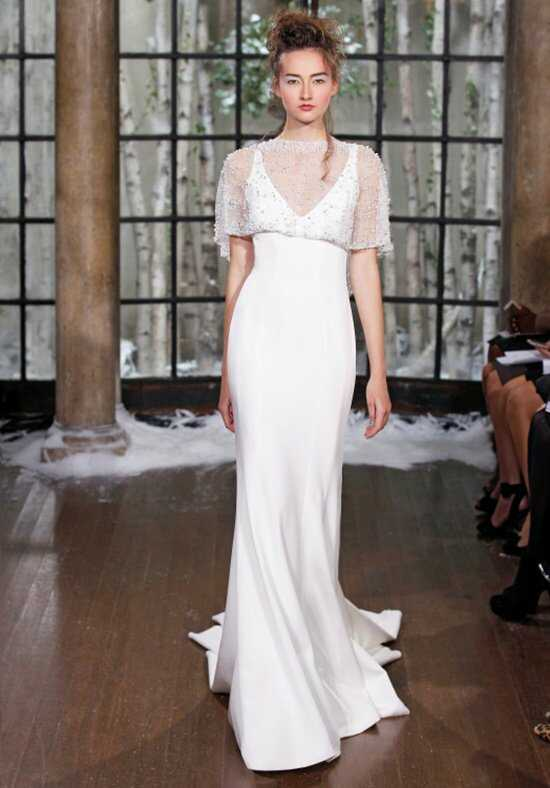 Ines Di Santo Limoges Sheath Wedding Dress