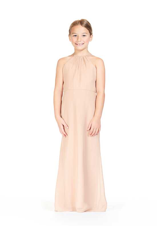Bari Jay Bridesmaids 1815-JR Illusion Bridesmaid Dress