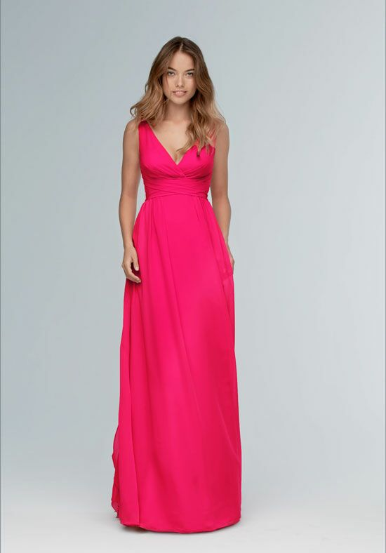 Wtoo Maids 101 V-Neck Bridesmaid Dress