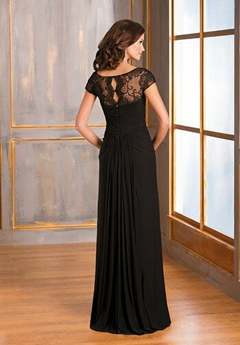 Jade J175015 Black Mother Of The Bride Dress
