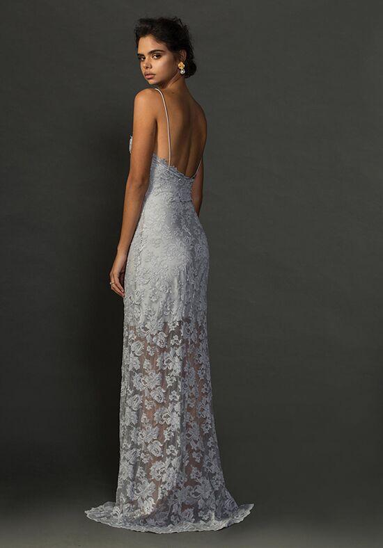 Grace loves lace olsen steel grey wedding dress the knot grace loves lace olsen steel grey a line wedding dress junglespirit Image collections