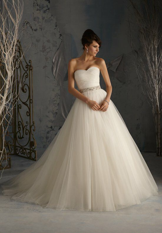 Morilee by Madeline Gardner/Blu 5172 Ball Gown Wedding Dress