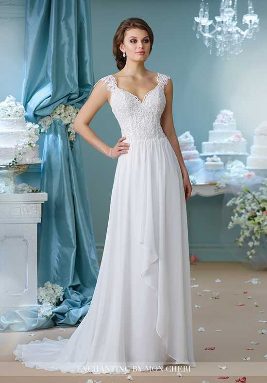 Enchanting by Mon Cheri 216160 A-Line Wedding Dress