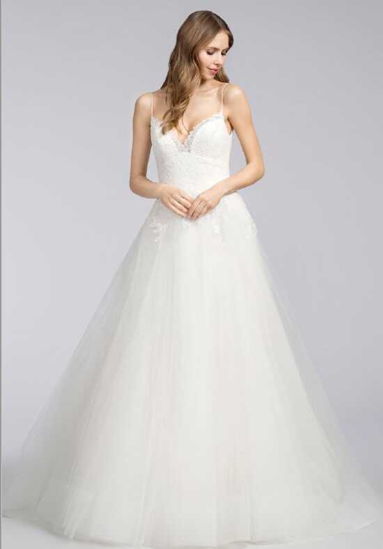 Jim Hjelm 8666 Ball Gown Wedding Dress