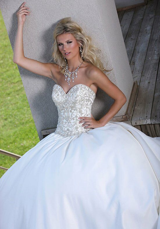 DaVinci Bridal 50251 Wedding Dress